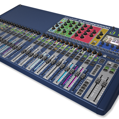 Soundcraft SI Expression 3 - Hire from Audio Light Design | ALD Productions
