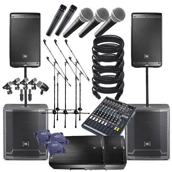 Advance System Audio Lighting Design | ALD Productions