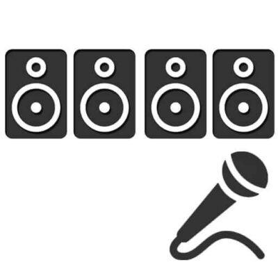 Intermediate Speech PA system