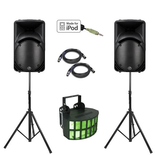 Hire from Audio Light Design