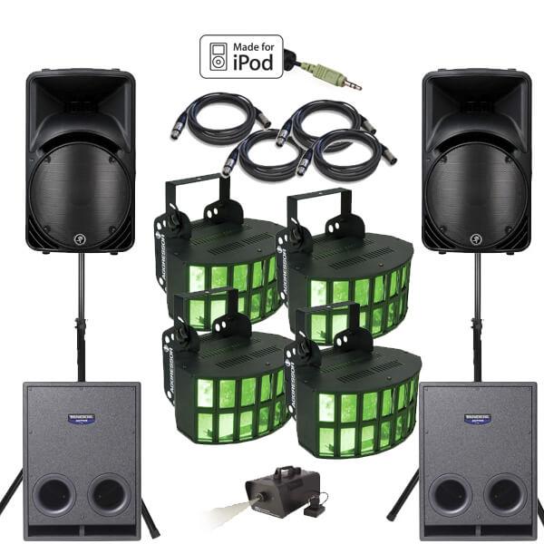 DIY DISCO SYSTEM by Audio Light Design