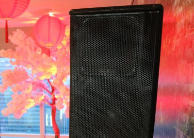 Speaker Hire - Audio Light Design