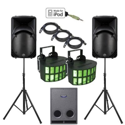 Basic DIY ------ Audio Lighting Design | ALD Productions